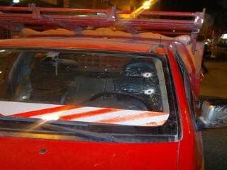 صدفة جعلت سيارة مسروقة تعود إلي مالكها بميت غمر