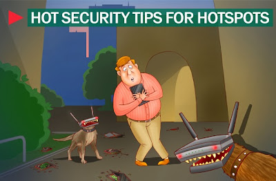 Hot Security Tips For Hotspot