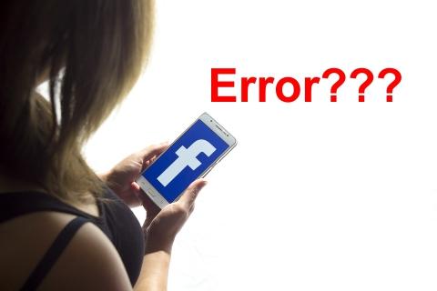 mengatasi Facebook Lite Error