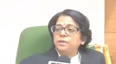 Indu Malhotra First Woman Lawyer To Be Directly Promoted As Supreme Court Judge