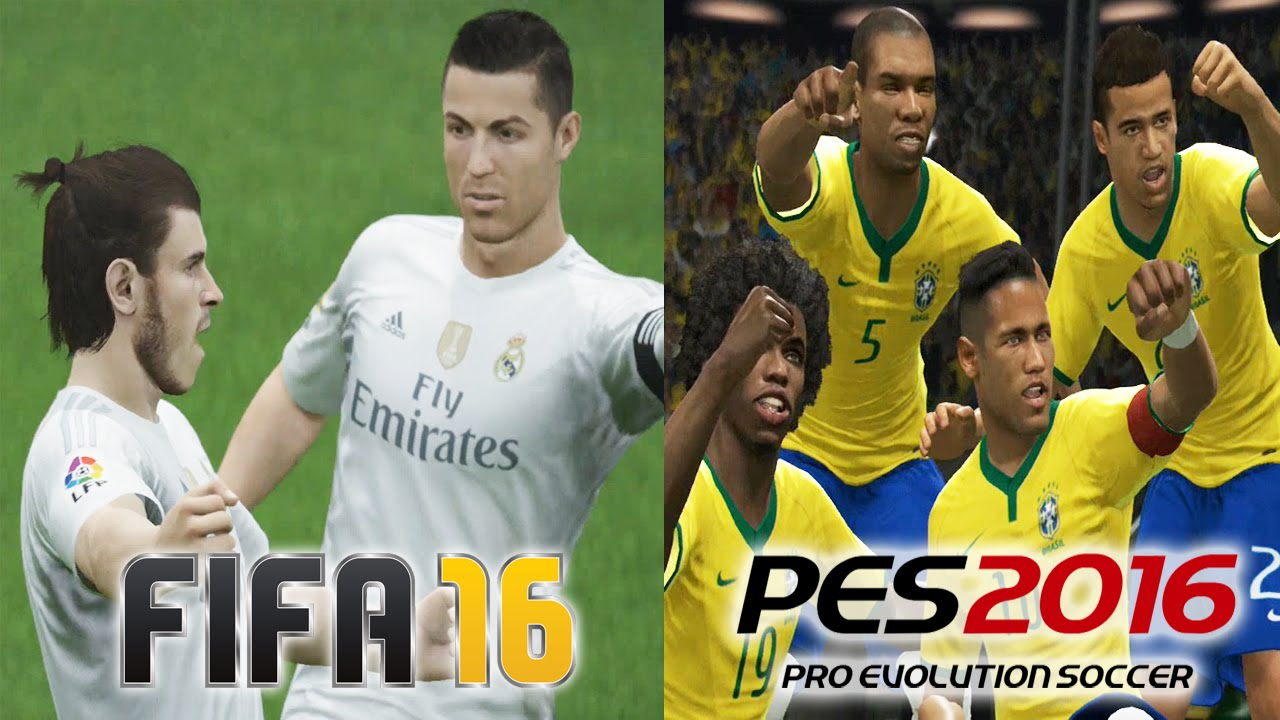 How to set Pro Evolution Soccer gaming controls like FIFA