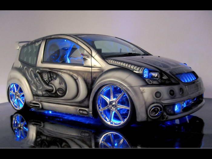 Class Car Modifications Dream Cars Modification