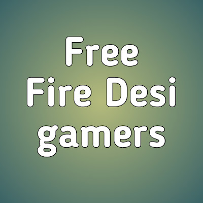 Free fire desi gamers monthly income