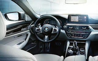 BMW 5 Series - Safety Features