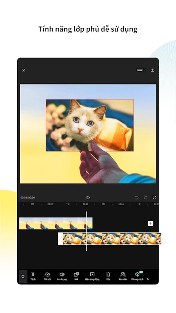 Tải CapCut Apk - App chỉnh sửa video cho Android miễn phí 3