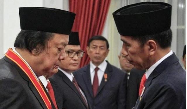 Jika Tak Mau Terbawa Jiwasrayagate, Jokowi Harus Bersihkan Istana