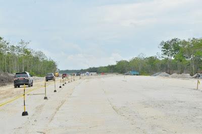 Gubernur Riau dan Sumbar Telah Bahas Percepatan Jalan Tol Pekanbaru-Padang
