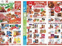 Sobeys flyer brampton valid June 29 - July 6, 2017 - 150th Birthday Canada