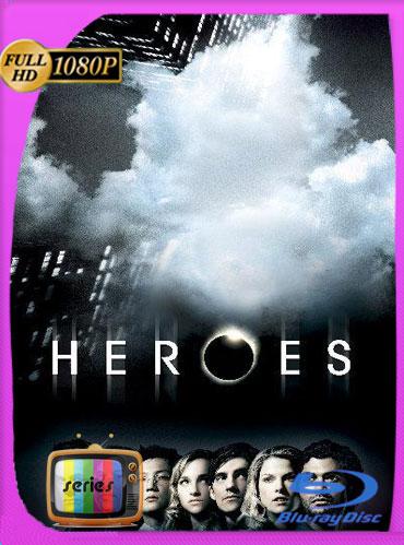 Heroes (2006) Temporada 1 HD [1080p] Latino [GoogleDrive] TeslavoHD