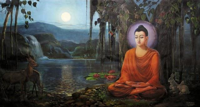 Đạo Phật Nguyên Thủy - Chuyện Kể Đạo Phật - Giây phút hiện tại đẹp tuyệt vời?