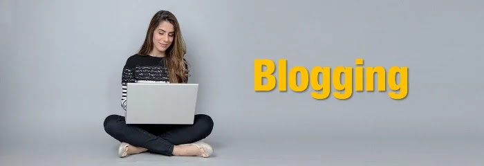 A blog is a great online business idea