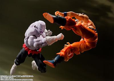 S.H.Figuarts Jiren Final Battle de Dragon Ball Super - Tamashii Nations