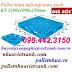 Pallet nhựa xanh 1200x1000x150mm đan thanh