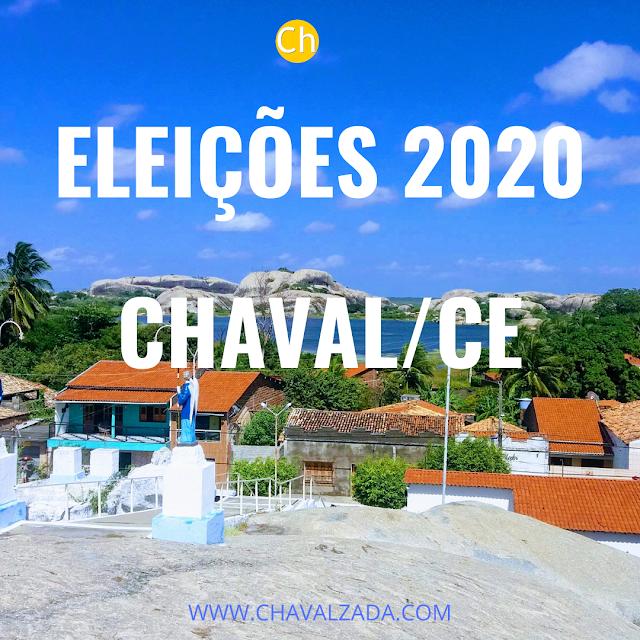 Veja quem são os(as) candidatos(as) a prefeito(a) e vereadores(as) em Chaval na eleição 2020