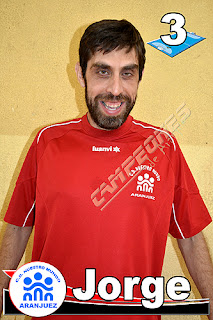 Fútbol-sala Discapacidad Aranjuez