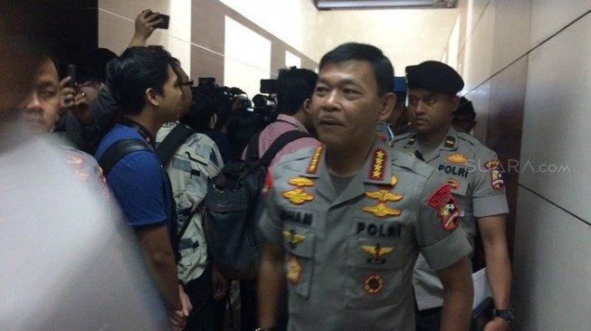 Idham Azis: Penangkapan Djoko Tjandra Atas Perintah Presiden Jokowi