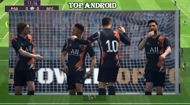 PES 2020 MOBILE ANDROID