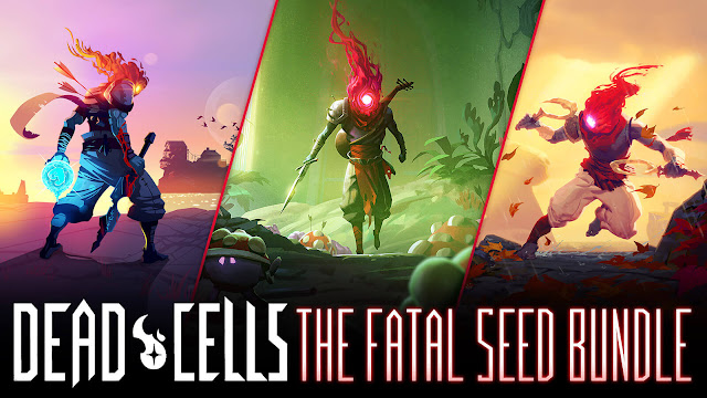 dead cells bad seed dlc fatal falls expansion nintendo switch pc ps4 xbox one motion twin roguelike metroidvania game