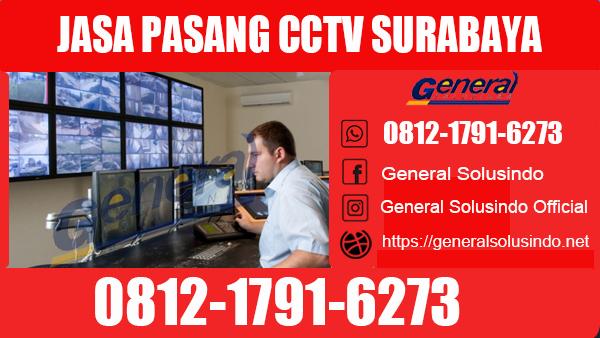 Jasa Pasang CCTV Pakal Surabaya