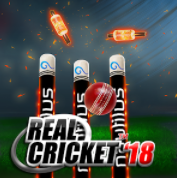 Real Cricket 18 MOD APK Offline (Unlimited Money)