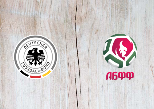 Germany vs Belarus Full Match & Highlights 16 November 2019