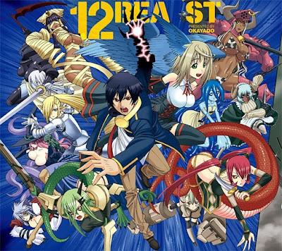 Manga 12 Beast Bahasa Indonesia