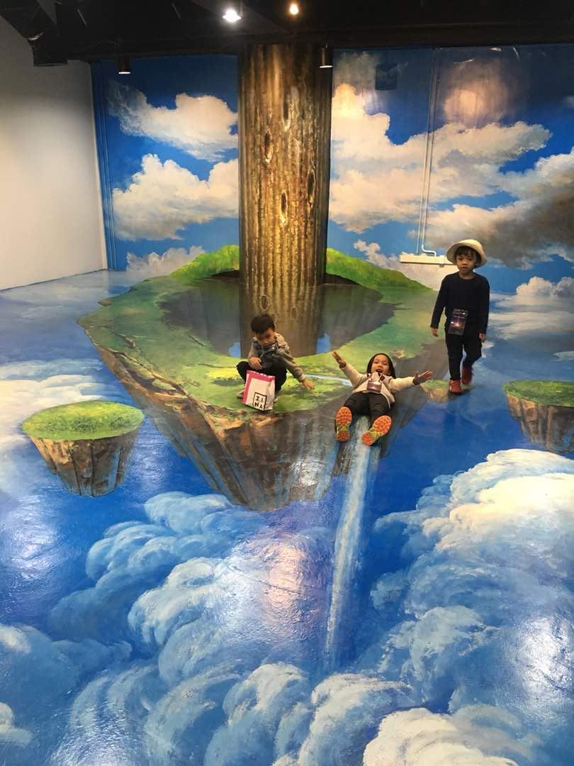 Alive Museum, SkyAvenue, Genting Highland, 3D Museum,