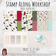 Bestel nu de nieuwste Stamp Along Workshop Thuis-Editie #10
