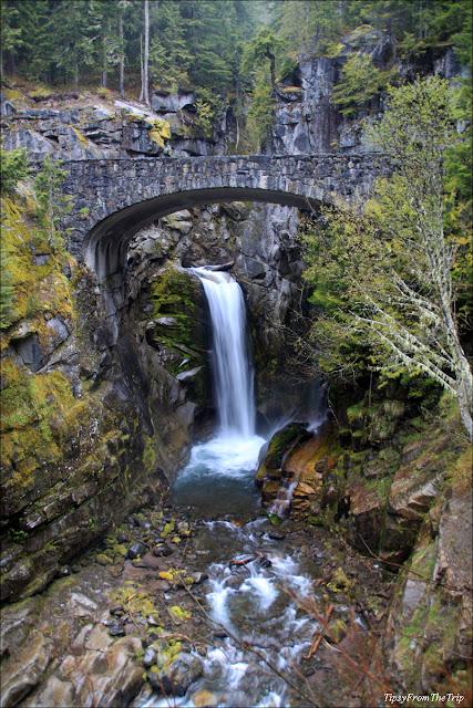 Christine Falls, Mt. Rainier National Park, WA