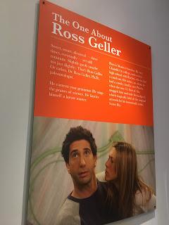 Ross Geller Friends Pop Up Display