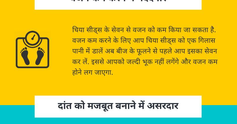 Health Care Tips in Hindi: Chia Seeds in hindi