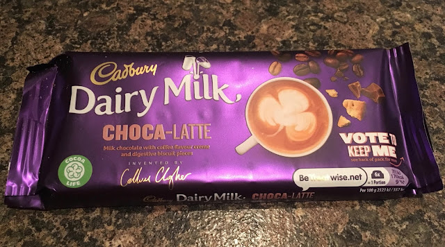 Cadbury Dairy Milk Choca-Latte