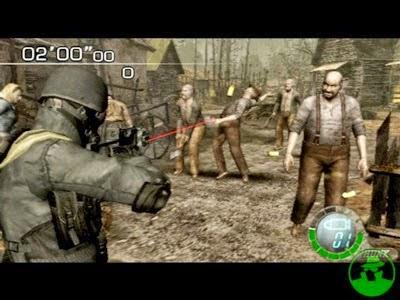 Download game Resident Evil 4/Biohazard 4 untuk PC Gratis