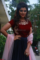 Actress Aathmika in lovely Maraoon Choli ¬  Exclusive Celebrities galleries 069.jpg