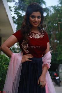 Actress Aathmika in lovely Maraoon Choli ¬  Exclusive Celebrities galleries 069.jpg