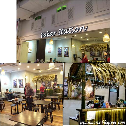 Bakar Station di Sunway Putra Mall