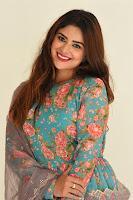 Telugu Actress Priyanka Sharma Images at Bommala Koluvu Movie Trailer Launch HeyAndhra.com
