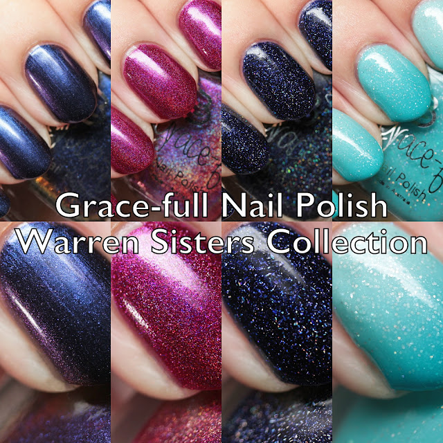 Grace-full Nail Polish Warren Sisters Collection