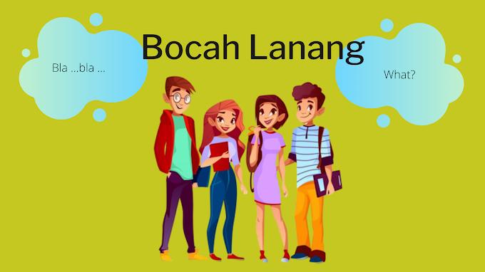 Bocah Lanang