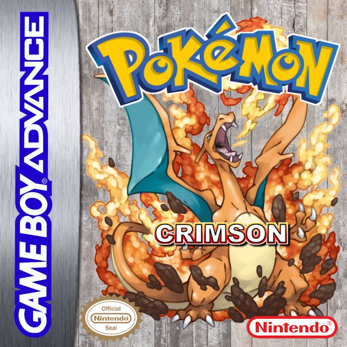 Pokemon Crimson
