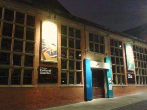 Northampton Shoe Museum and Art Gallery