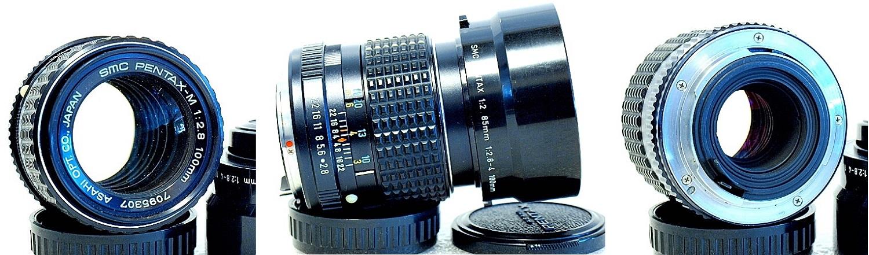 SMC Pentax-M 100mm 1:2.8 #307