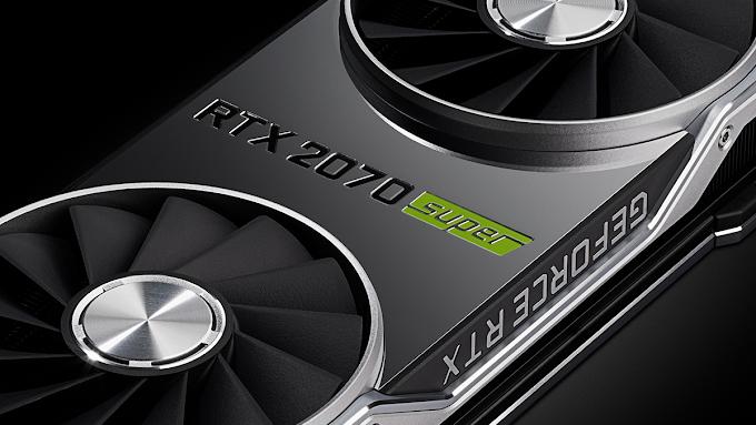 Sorteio Ganhe Uma GeForce RTX 2070 Super