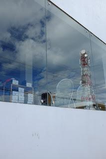 Communiction tower in Santiago de Puriscal