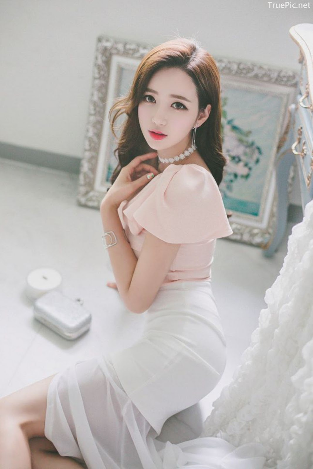Lee Yeon Jeong - Indoor Photoshoot Collection - Korean fashion model - Part 2 - Picture 7