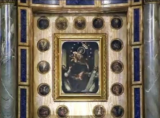 MAY 8 - OUR LADY OF THE ROSARY, IN POMPEII