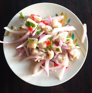 Cómo preparar ceviche de pescado peruano recetasperuanaseconomicas