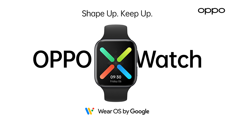 OPPO Watch 41mm: 8 Wear OS Apps and Features to help you stay fit and healthy