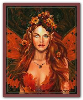 """HAED HAEJML1254 """"Autumn's Secret"""""""