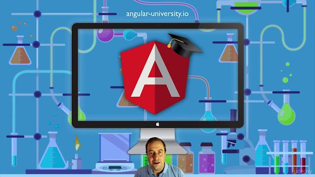 Angular 6 Advanced MasterClass & FREE E-Book
